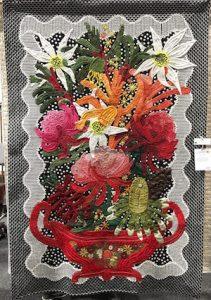 Denise Griffiths Flora Australis Quilt