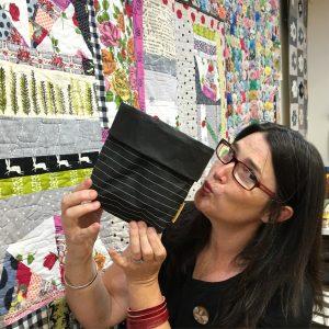 Sharon Thomson Patchwork & Quilting Teacher