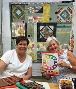 Sheena Chapman and Mary Lawler discuss colour.