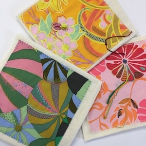 Jo Dixey Embellished Fabric Class Samples