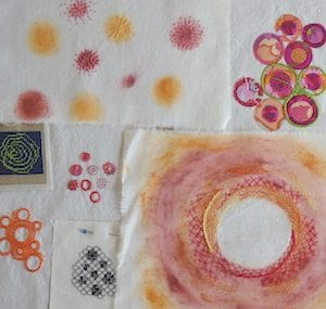 Jo Dixey The Dot Class Working & Samples