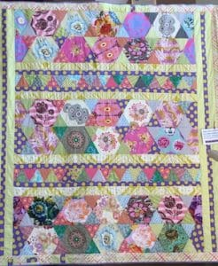 Sheena Chapman's Sunday Best Quilt