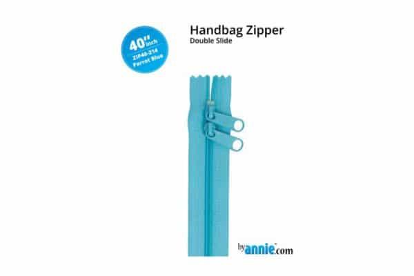 byannie 40inch zip -Parrot-Blue