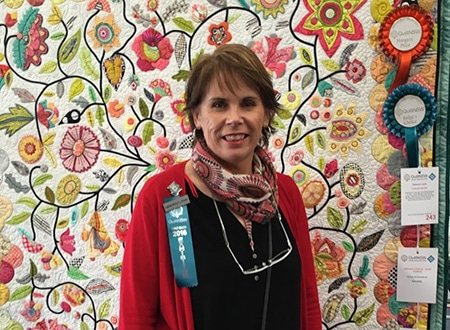 Quilting Teacher Deb Louie | Berry Quilt & Co.