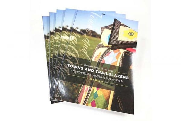 Jennifer Wulff Towns and Trailblazers Book